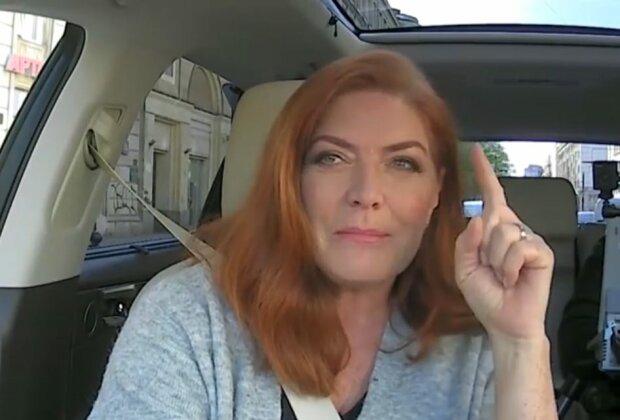 Katarzyna Dowbor screen YouTube