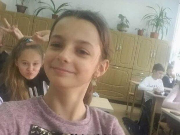10-letnia dziewczynka, screen YT