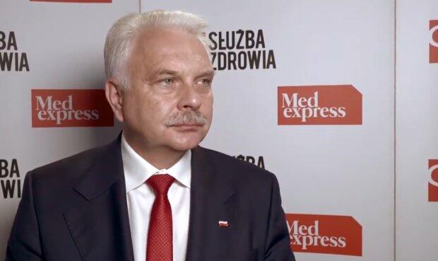 Waldemar Kraska/YouTube @MedExpressTV