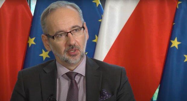 Minister zdrowia Adam Niedzielski / YouTube: MedExpress TV