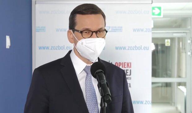 Premier Mateusz Morawiecki/YouTube @KPRM
