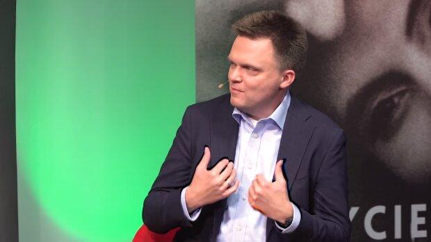 Szymon Hołownia. Źródło: Youtube DEON Live
