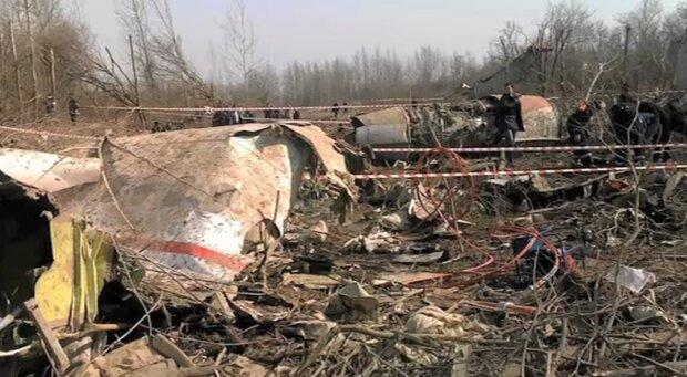 Miejsce katastrofy smoleńskiej/YouTube @Gazeta.pl