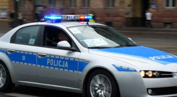 Policja/YouTube @Luca Alegorne