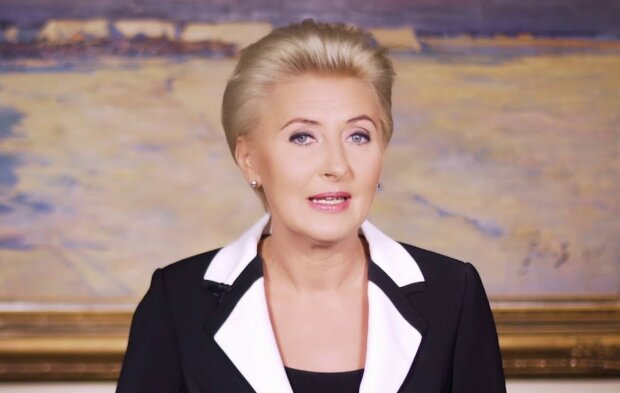 Agata Duda/screen Youtube @Prezydent PL