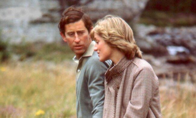 Książę Karol i księżna Diana/ YouTube @National Geographic