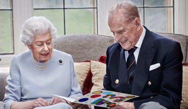 Królowa Elżbieta II i książę Filip/YouTube @Dla Ciekawskich