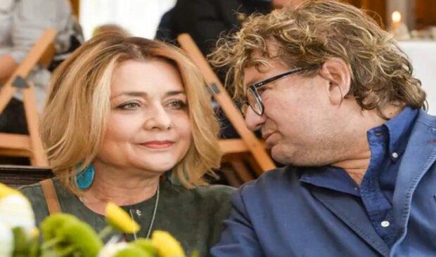 Paweł Królikowski i Małgorzata Ostrowska-Królikowska / screen YouTube