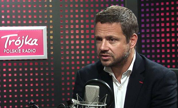 Rafał Trzaskowski/YouTube @Polskie Radio