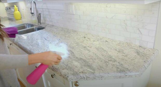 Sprzątanie kuchni / Youtube: Clean My Space