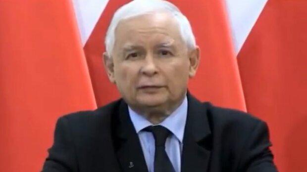 Jarosław Kaczyński / screen YouTube