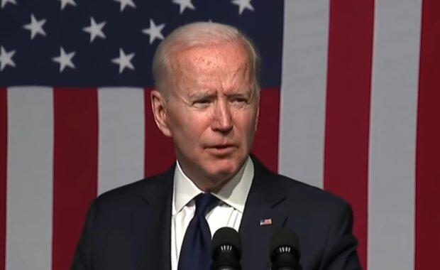 Prezydent USA Joe Biden/YouTube @CBS News