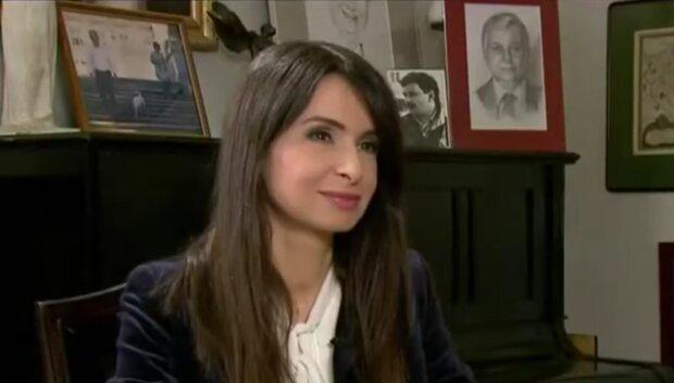 Marta Kaczyńska/ YouTube @TVP Info