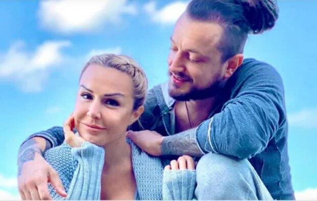 Blanka Lipińska i Baron / YouTube:  Express News