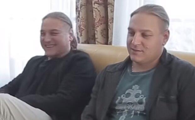 Paweł i Łukasz Golcowie/ YouTube @Fakt