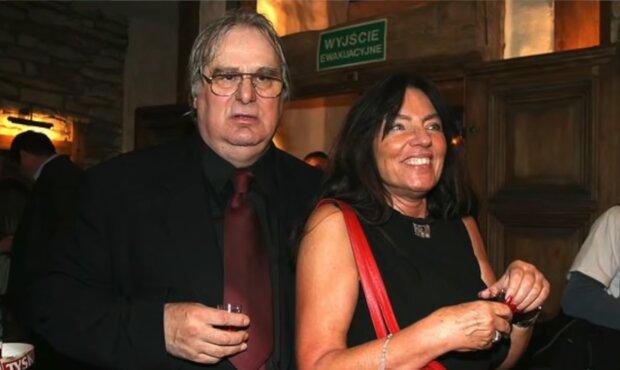 Marek Perepeczko z żoną/YouTube @Paula Rodak