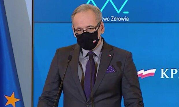 Adam Niedzielski/screen YouTube @WTV - NOWA TELEWIZJA INTERNETOWA