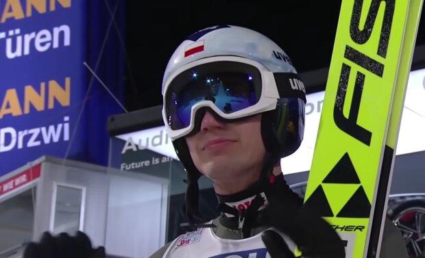 Kamil Stoch/ screen yt