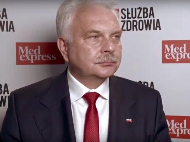 Waldemar Kraska / YouTube: MedExpress TV