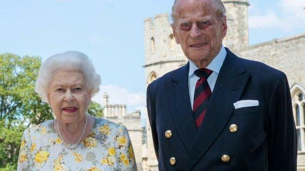 Książe Filip odwrócił się od księcia Harry'ego, screen Google