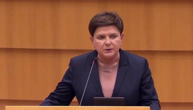Beata Szydło/YouTube @Janusz Jaskółka