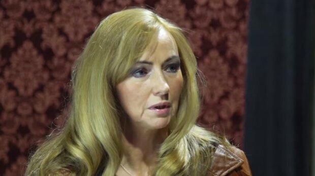 Ewa Kopczyńska. Źródło: Youtube Teatr Zagłębia