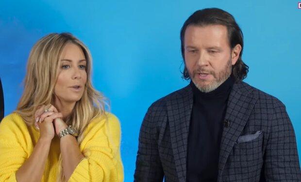Małgorzata Rozenek i Radosław Majdan/ YouTube @Pomponik