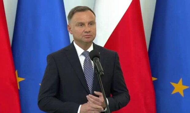 Andrzej Duda/YouTube @Janusz Jaskółka