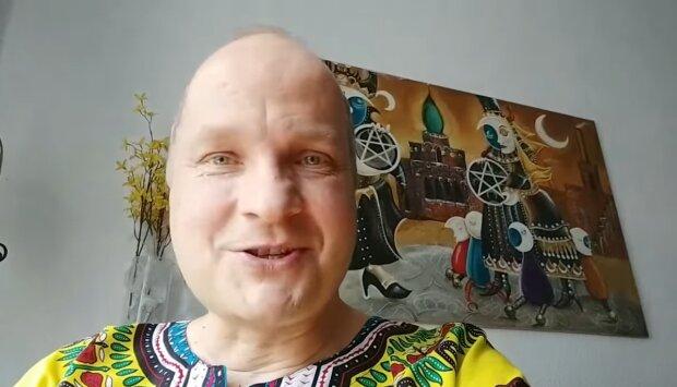 Wojciech Glanc/ YouTube @Jasnowidz - Hipnotyzer - Wojciech Glanc