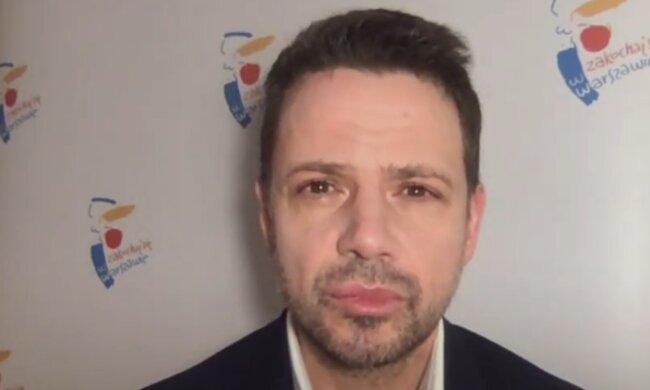 Rafał Trzaskowski/ YouTube @Polsat News