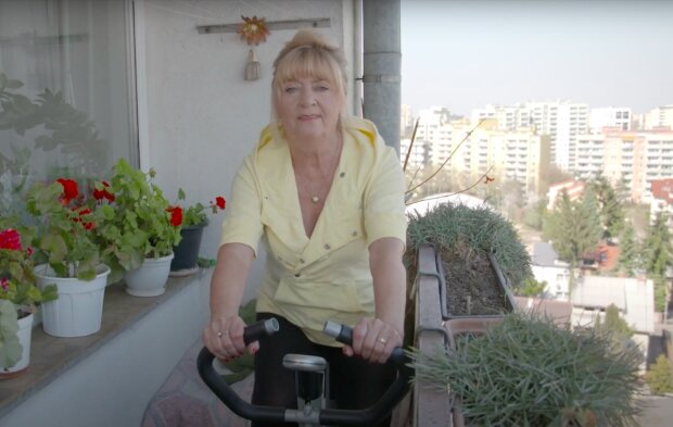 Wiesława Kwiatek / YouTube:  Bank Pekao S.A.