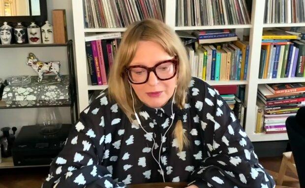Katarzyna Nosowska/ screen yt