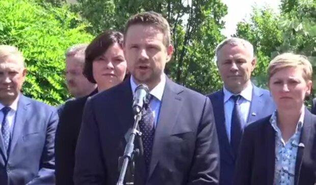 Rafał Trzaskowski/ Screen YouTube
