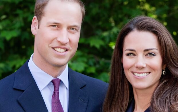 Kate, William/ screen yt