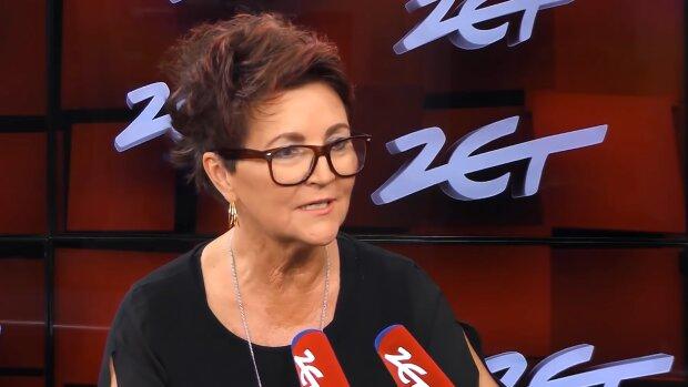 Jolanta Kwaśniewska/ YouTube @Radio Zet