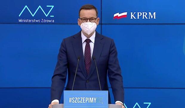 Premier Mateusz Morawiecki/YouTube @Onet