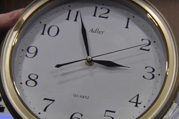 zmiana czasu / YouTube:  WTK