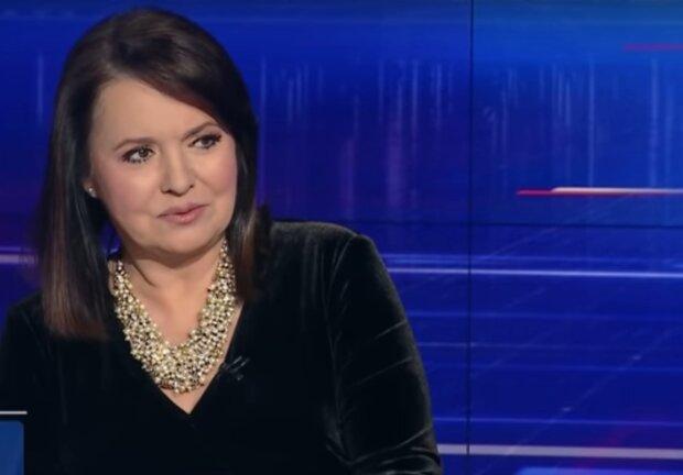Danuta Holecka / YouTube: TVP Info