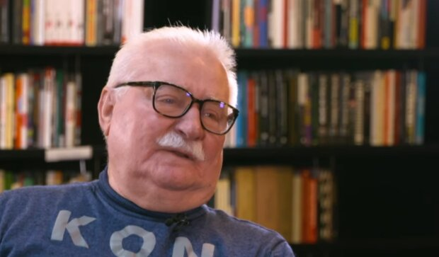 Lech Wałęsa/ YouTube @TVNpl