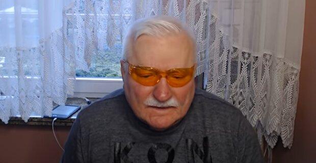 """Lech Wałęsa żegna się z fanami. Opublikował niepokojący filmik. """"Nie wiem, jaka jest wola nieba"""""""