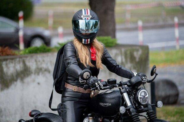 Była Miss Polonia na motorze, screen Google