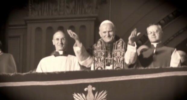 Jan Paweł II/ YouTube @ InstytutDialoguJP2