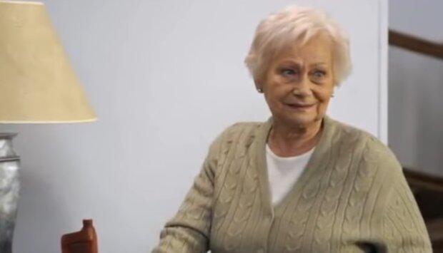 Kazimiera Utrata, jako ciocia Stasia w Klanie/YouTube @CM Network