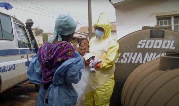 Ebola/ Youtube National Geographic Polska
