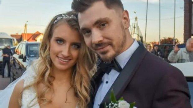 Ewelina i Daniel Martyniuk / screen YouTube