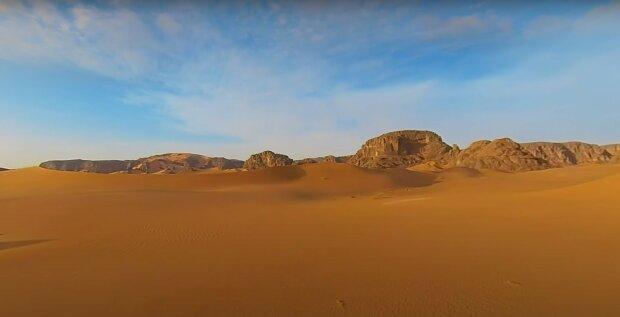 Sahara/Youtube