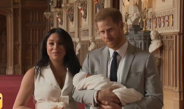 Meghan Markle i książę Harry/ YouTube @ET