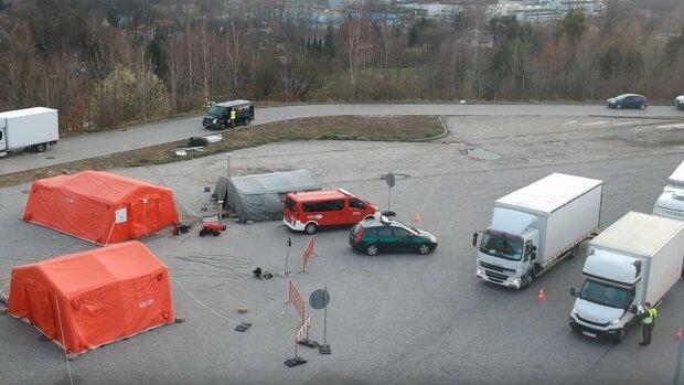Czeska granica w Cieszynie/Youtube @PLjaszczur