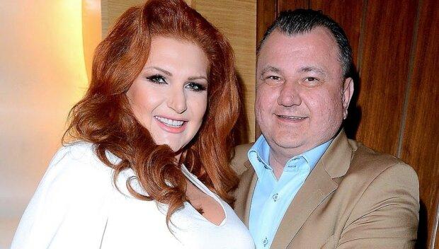 Marta Grycan z mężem/Youtube @Plotek