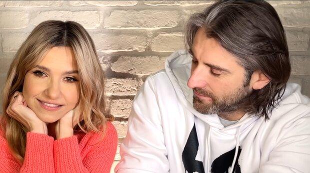 Joanna Koroniewska-Dowbor i Maciej Dowbor/YouTube @Dowbory Be Happy
